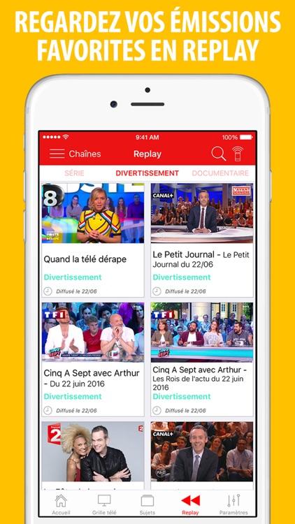 Télé Poche Guide TV