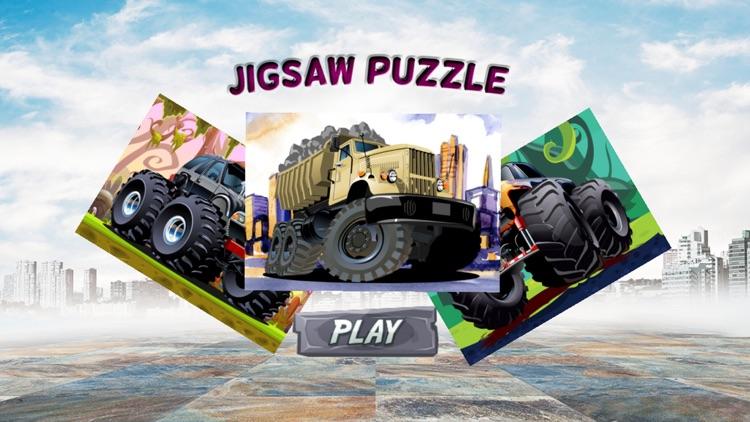 jigsaw puzzle car amazing learning education free