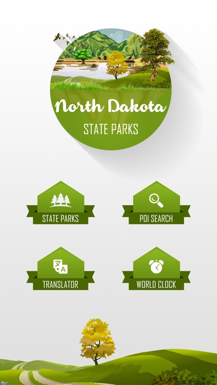 North Dakota State Parks screenshot-1