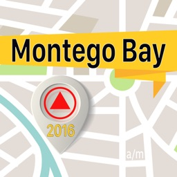 Montego Bay Offline Map Navigator and Guide