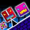 Geometry Heroes Dash: Risk Meltdown Domination AGT