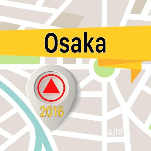Osaka Offline Map Navigator and Guide