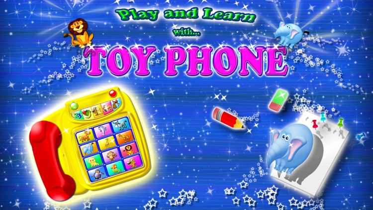 Preschool Toy Phone screenshot-4