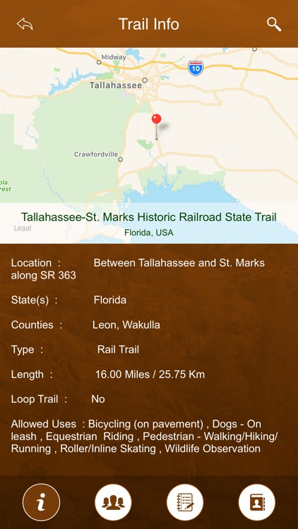 Florida Trails screenshot-3