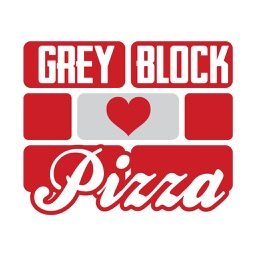 Grey Block Pizza