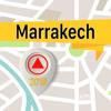 Marrakech Offline Mapa Navigator y Guía