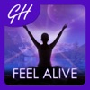 Feel Alive Now by Glenn Harrold