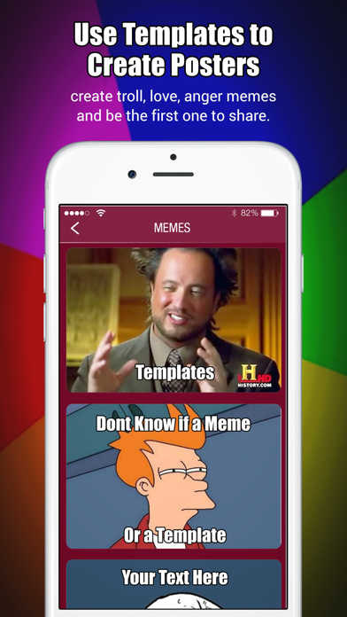 Meme Maker - create and share fun Memes
