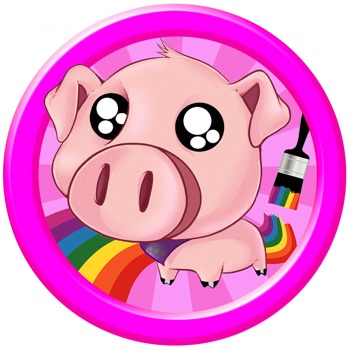 Baby Paint Pig Pa Game