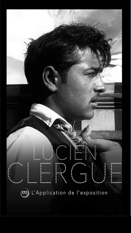 Lucien Clergue, l'Application officielle de l'exposition