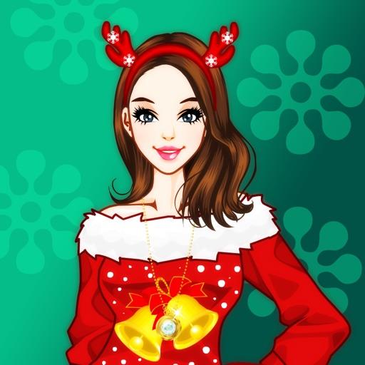 挑选圣诞节服装