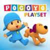 Pocoyo Playset - Let's Move!