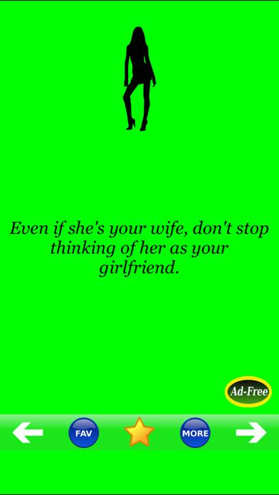 Random Fun Facts About Girls! screenshot two