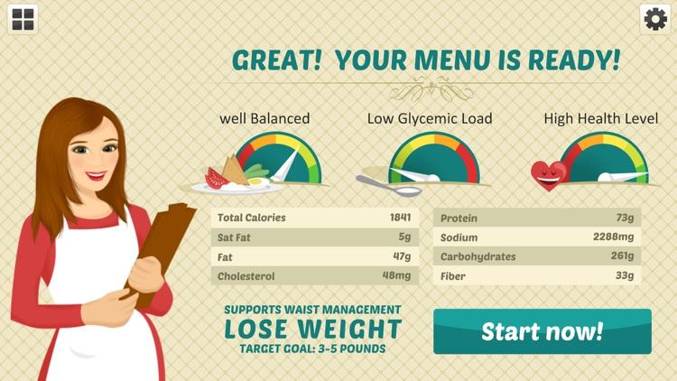 DietWiz: Weekly Meal Planner screenshot-3