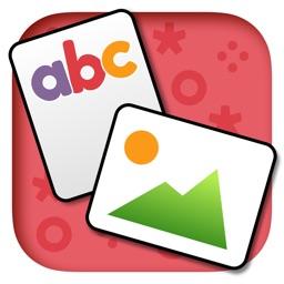 M for Me ABC - Alphabet Cards