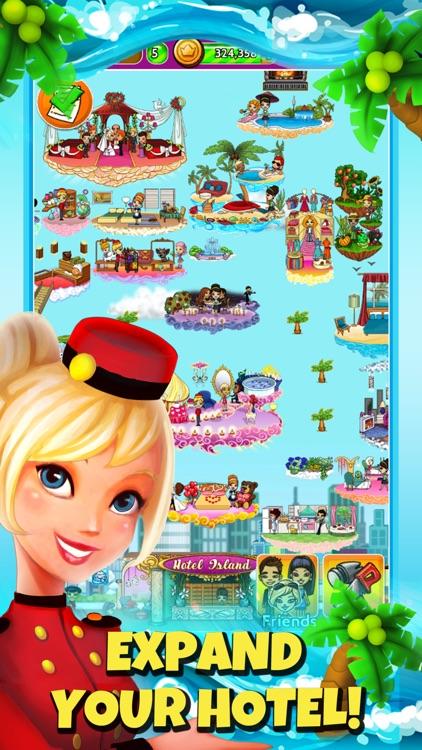 Hotel Island: Paradise Story!