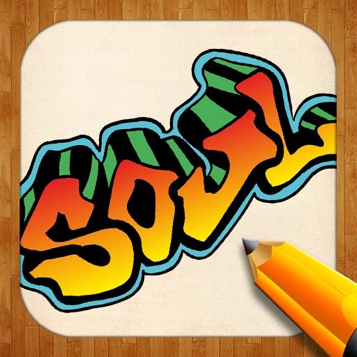 Drawing Ideas Graffiti By Alexander Trofeynikov
