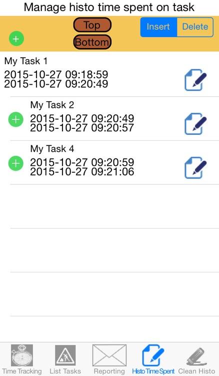 Time Spent Tracking screenshot-3