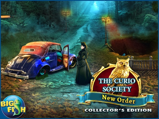 The Curio Society: New Order HD - Adventure screenshot 5