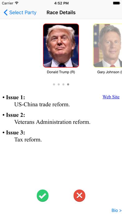 download 1myVote - Voter Resources & Candidate Info apps 2