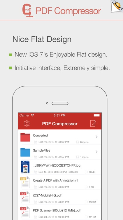PDF Compressor screenshot-1