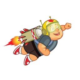 Baby Rocket - MangoRunner