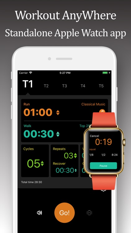 Interval Timer Pro - GoFit Now screenshot-4