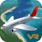 VR Airplane Simulator : 3D Virtual Reality Game-s icon