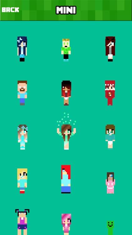 BABY SKINS FREE Aphmau FNAF Skin for Minecraft PE