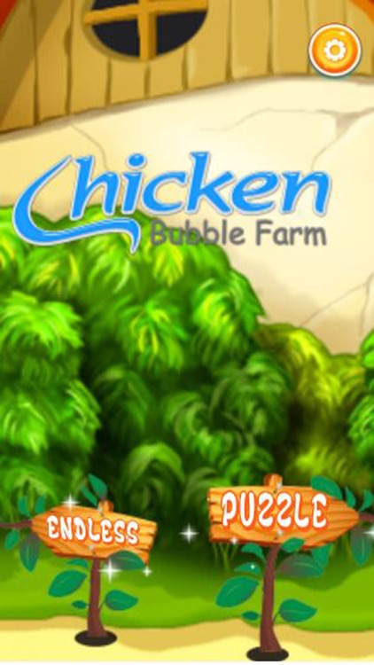 Chicken Bubble Shooter Farm : Chicken hero