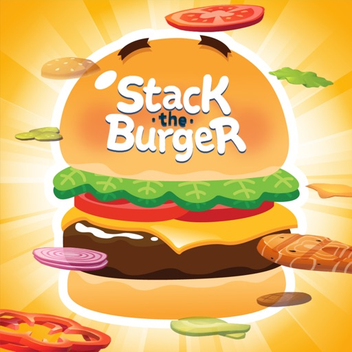 Stack the Burger [food raining edition]