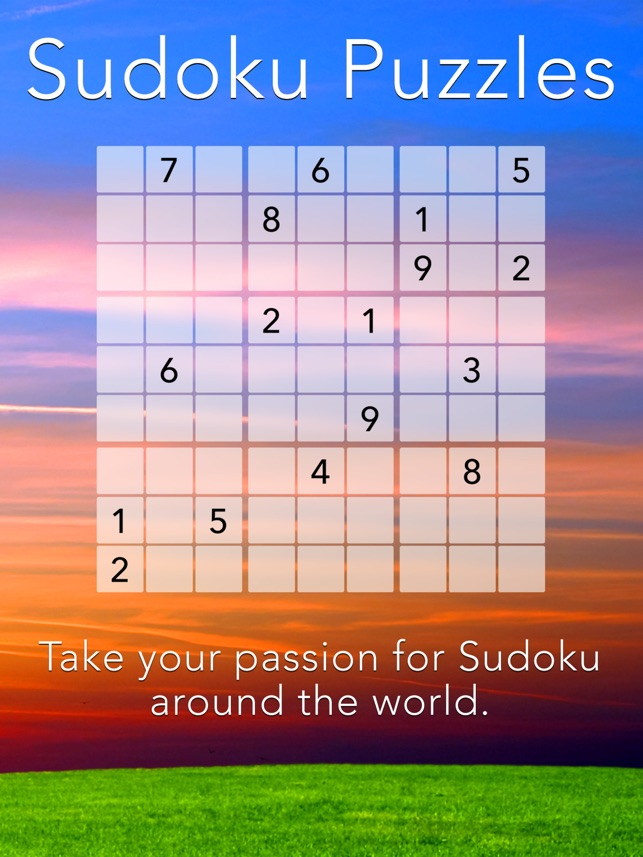 sudoku puzzle world on the app store