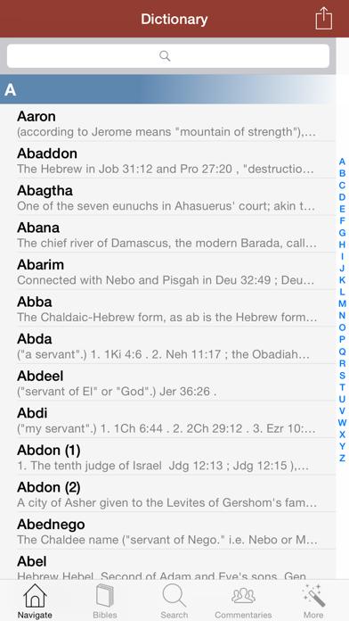 4001 聖書の研究と解説付き聖書辞典のおすすめ画像2