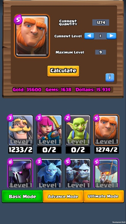Ultimate Calculator for Clash Royale