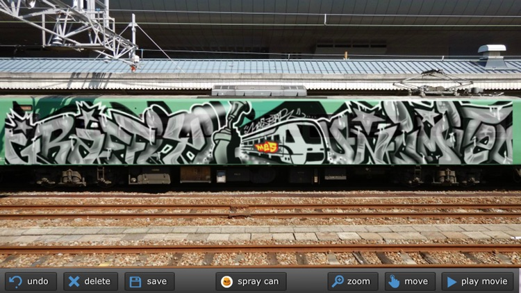 Graffiti Unlimited Pro screenshot-3