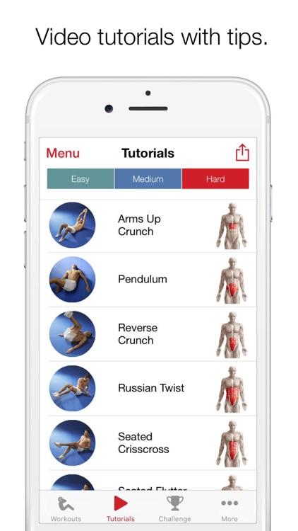 Adrian James 6 Pack Abs Workout screenshot-3