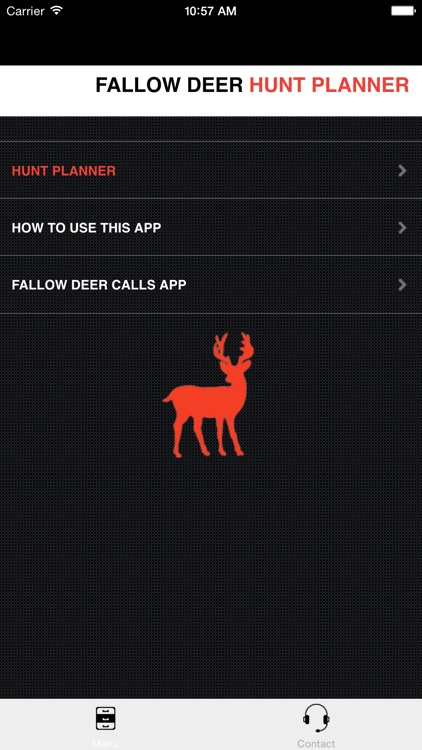 Fallow Deer Hunting Strategy Planner screenshot-2