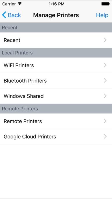 PrinterShare Скриншоты4