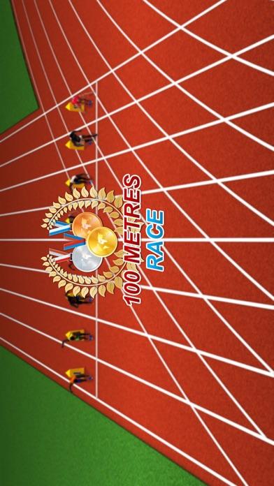百米赛跑飞人大战之奥运田径真实竞技体育 App 截图