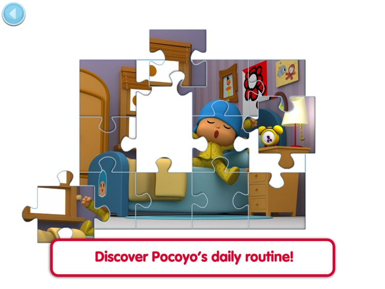 Pocoyo Playset - My Day