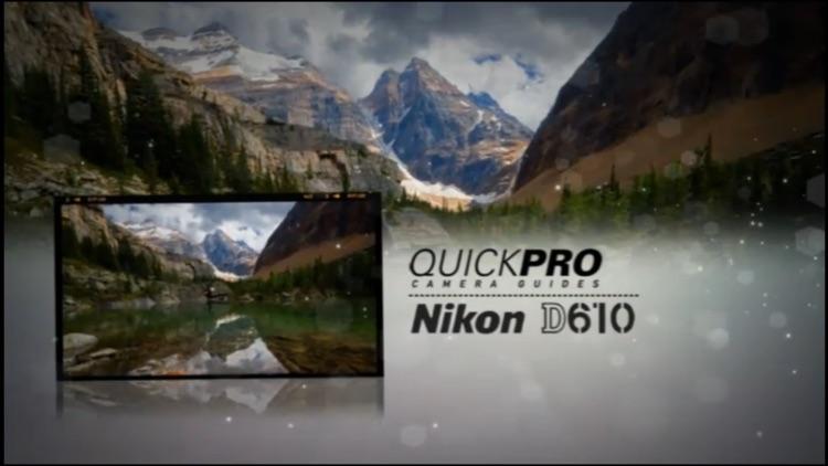 Nikon D610 by QuickPro HD