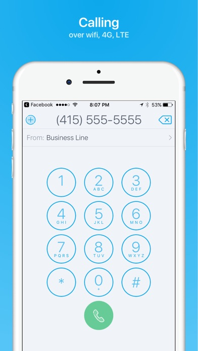 Genoeg Ring4 - Phone Number on demand by yourVirtualSIM (iOS, United  &KC57