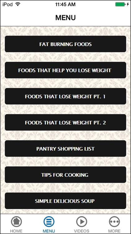 Best Foods That Burn Your Fat - Lose Weight While You Sleep & Live Healthy! screenshot-4