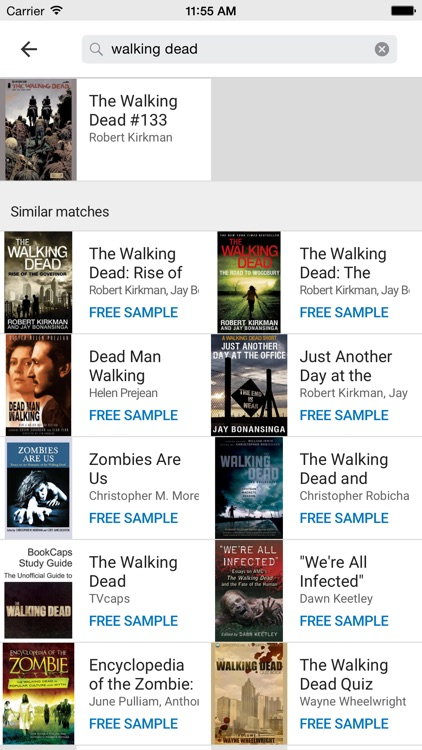Google Play Books - Books & Comics screenshot-3