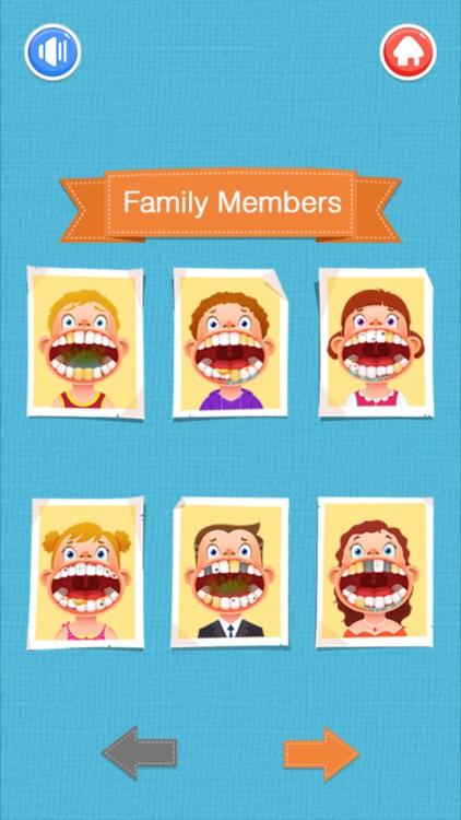 Little Lovely Dentist - Kids Doctor Games, Crazy Dentist, Dentist Office
