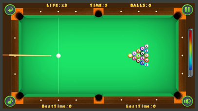 Pool Billiards Classic Snooker Master Mania