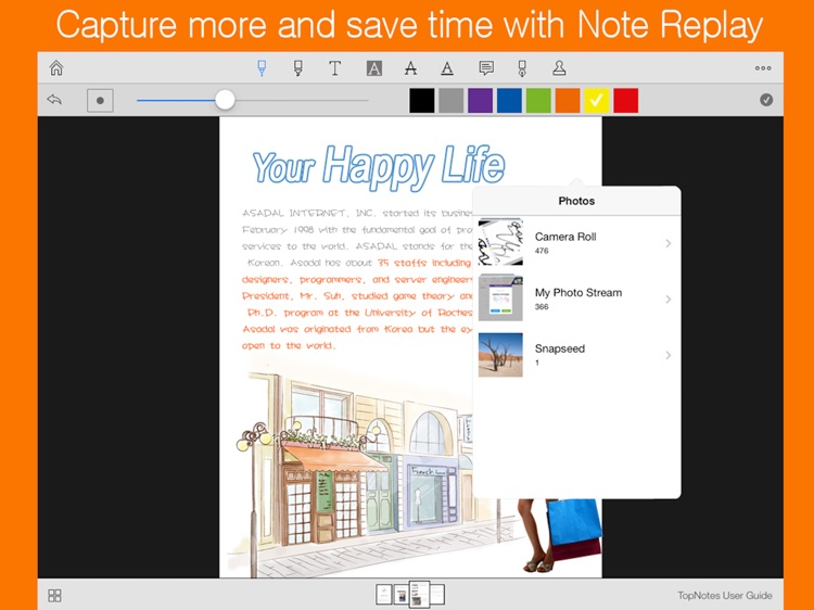 Notepad InkPad + : Handwriting, GoodNotes & PDFs
