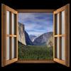Magic Window - Yosemite National Park - Jetson Creative LLC