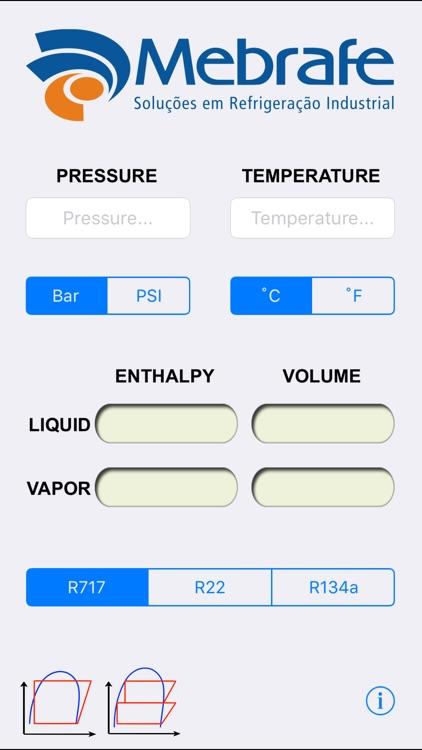 Refrigerant Calculator