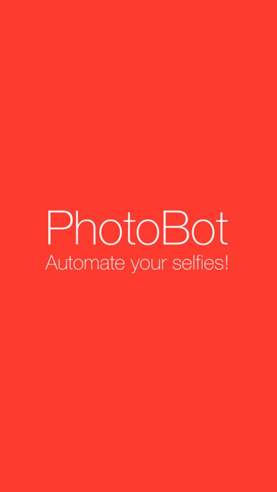 Screenshot #2 for PhotoBot - Take automated selfies